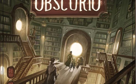 Cover Obscurio - Quelle: asmodee, Libellud