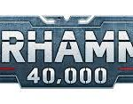 Warhammer 40000 Logo Copyright by Games Workshop