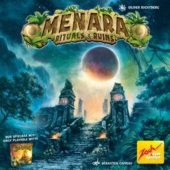 Cover Menara - Rituals & Ruins, Quelle: zoch Verlag