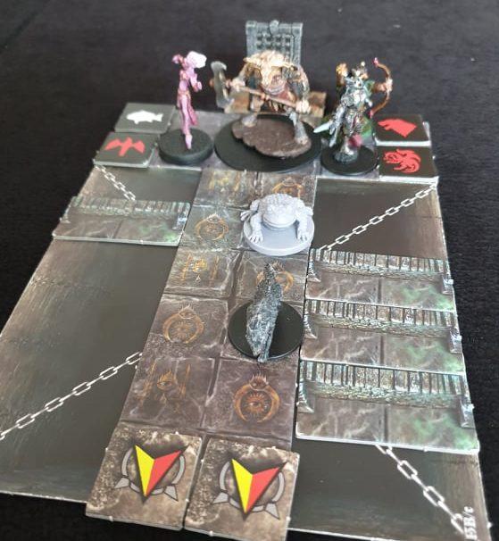 Dungeon Universalis - Rätsel
