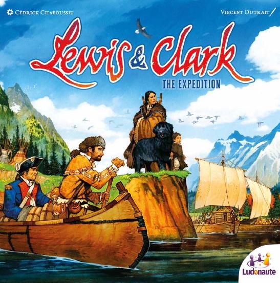 Lewis & Clark. Quelle: Ludonaute
