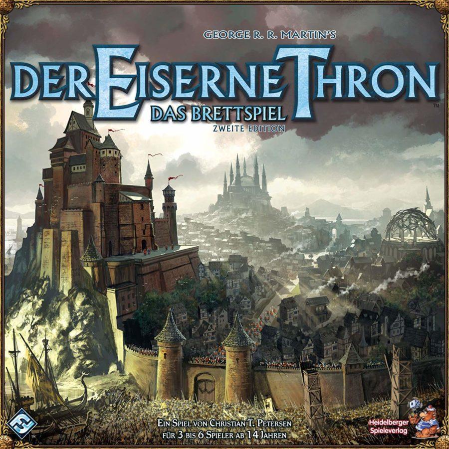 Regelzusammenfassung Der Eiserne Thron 2nd Edition